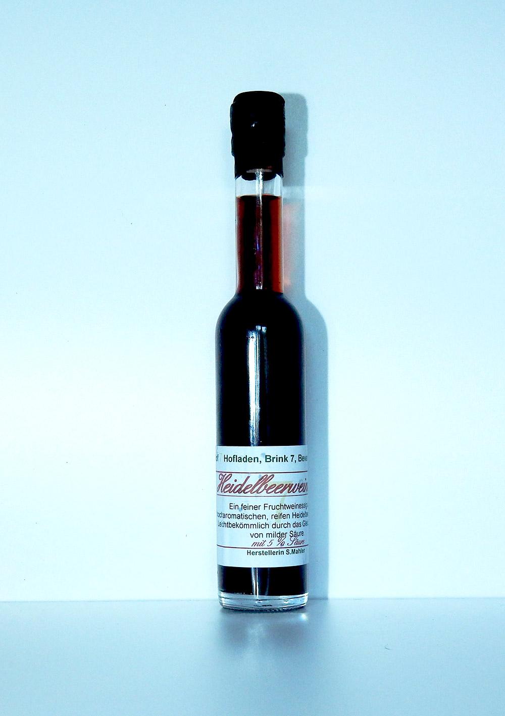 heidelbeerwein-essig